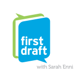 Image result for first draft with sarah enni