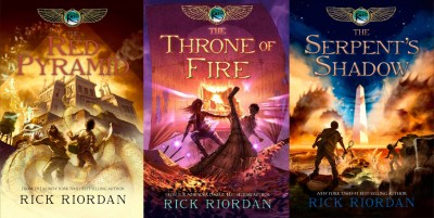 Image result for the kane chronicles series