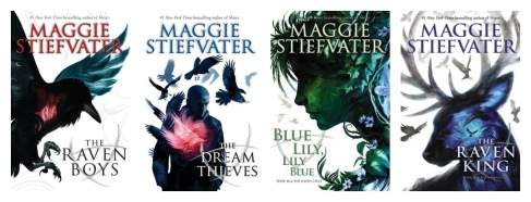 Image result for the raven cycle series