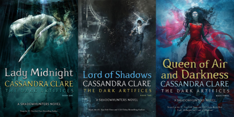 Image result for the dark artifices trilogy