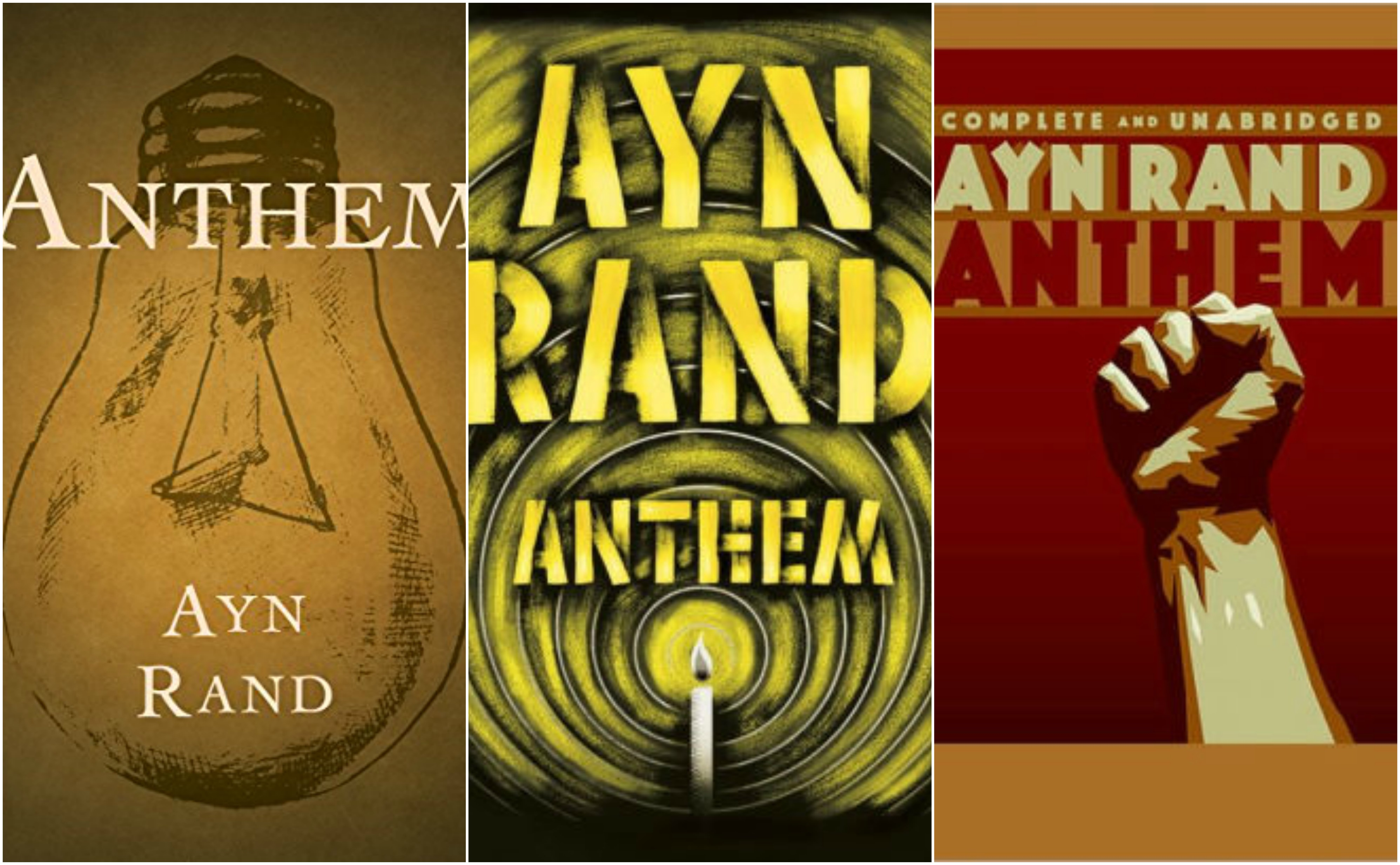 Anthem By Ayn Rand Book Review Mylifewithbooks