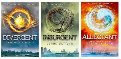 Image result for insurgent and allegiant