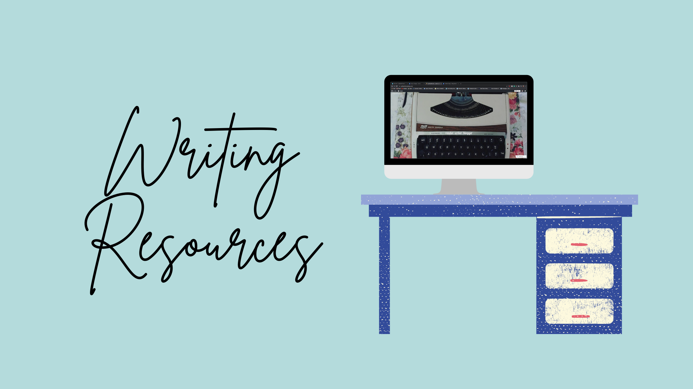 4 Resources for Writers